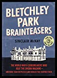 img - for Bletchley Park Brainteasers: The World War II Codebreakers Who Beat the Enigma Machine--And More Than 100 Puzzles and Riddles That Inspired Them book / textbook / text book