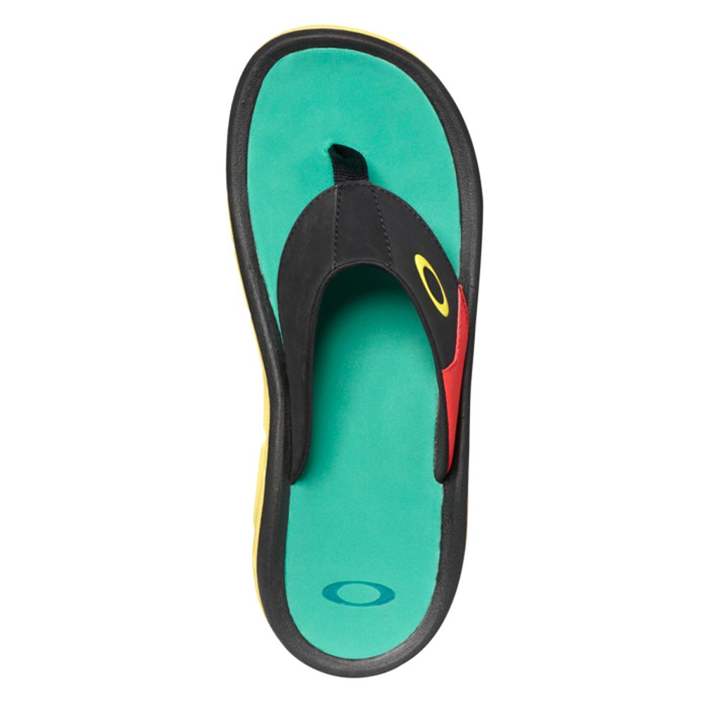d9cd8e97b8 Oakley Mens Supercoil 15 Printed 2.0 Sandal