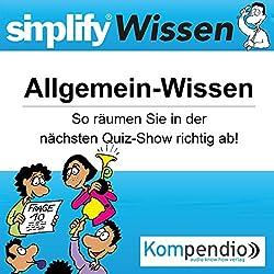 Simplify Wissen - Allgemein-Wissen
