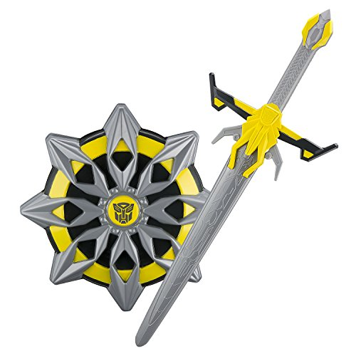 Transformers Bumblebee The Last Knight Hasbro Toy Sword