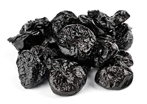 (California Grown Dried Pitted Plums Prunes, 2 Bags(1Lb each) 2Lb total )