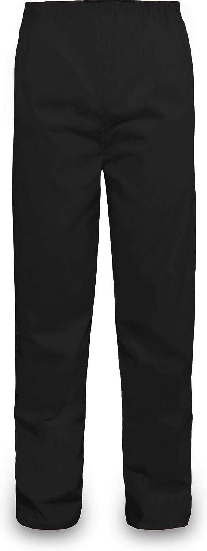Angeln oder Fahrad Fahren Farbe Schwarz Gr/ö/ße 6XL normani Outdoor Sports Regenhose f/ür Damen und Herren wasserdicht 5000 mm f/ür Wandern Gassi gehen