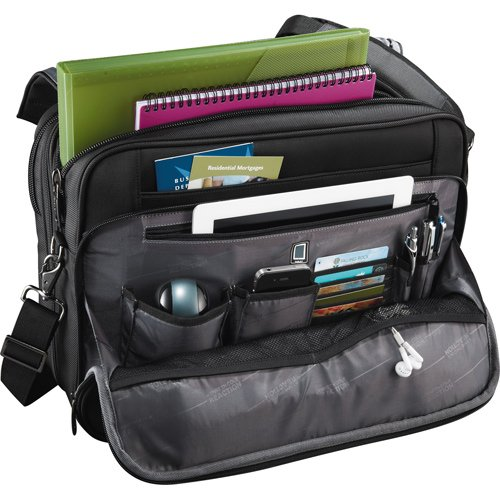 Kenneth Cole/® Tech Computer Messenger Bag