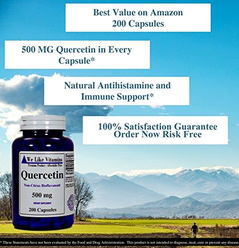 Best Natural Antihistamine Supplements