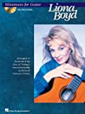 img - for MINIATURES FOR GUITAR BK/CD by Liona Boyd (1994-12-01) book / textbook / text book
