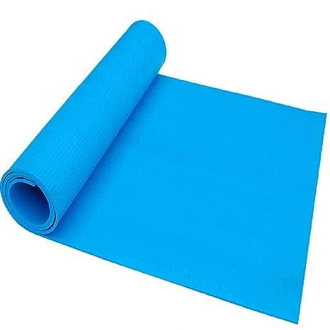 LHSZ Almohadilla de Yoga de PVC de Alta Densidad 6 mm de ...