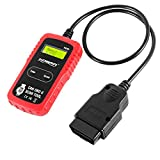 OBD2 Scan Tool - Clears Check Engine Lights Instantly - Diagnose Over 3000 Car Codes - Wired Car Diagnostic Scanner - Auto Scanner For All 1996+ Vehicles - OBD Scanner for Professionals