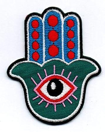 Hund Aufn/äher B/ügelbild Stickbild Abzeichen Iron on Patch