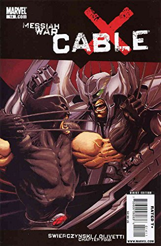 Cable (2nd Series) #14 VF ; Marvel comic - Elixir Cables