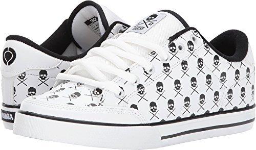 Circa Men's AL50 White/Skull Shoe