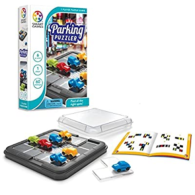 smart games Parking Puzzler: Toys & Games