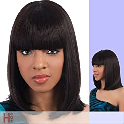 Vivica A. Fox WP-TAMARA-V New Futura Fiber, Weave Cap in Color FS1B30 by Vivica A. Fox