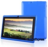 """7"""" Google Android 4.0 8GB A13 Tablet MID Cortex A8, Multiple Touch Capactive Screen, Support Skype Video Chat, Netflix Dragon Touch(TM) MID748L-A13 [by TabletExpress] (Blue), Best Gadgets"""