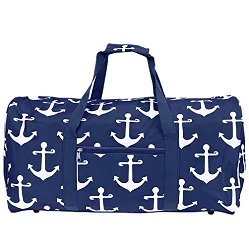 Fashion Shoulder Overnight Duffel Personalized