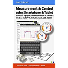 Measurement & Control using Smartphone & Tablet