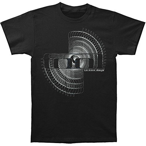 - FEAMerch Tool Band Spiro ll Eye Logo T-Shirt (Large) Black