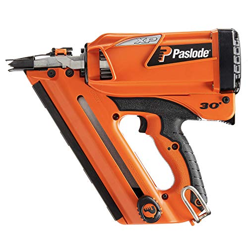 - Paslode - 905600 Cordless XP Framing Nailer - Battery and Fuel Cell Powered - No Compressor Needed