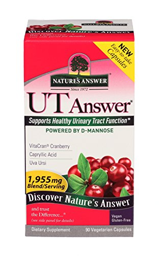Nature's Answer UT Answer Cranberry Flavor, 4-Fluid Ounces