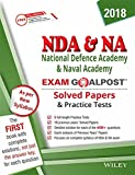 Wiley's National Defence Academy & Naval Academy (NDA & NA) Exam Goalpost Solved Papers and Practice Test