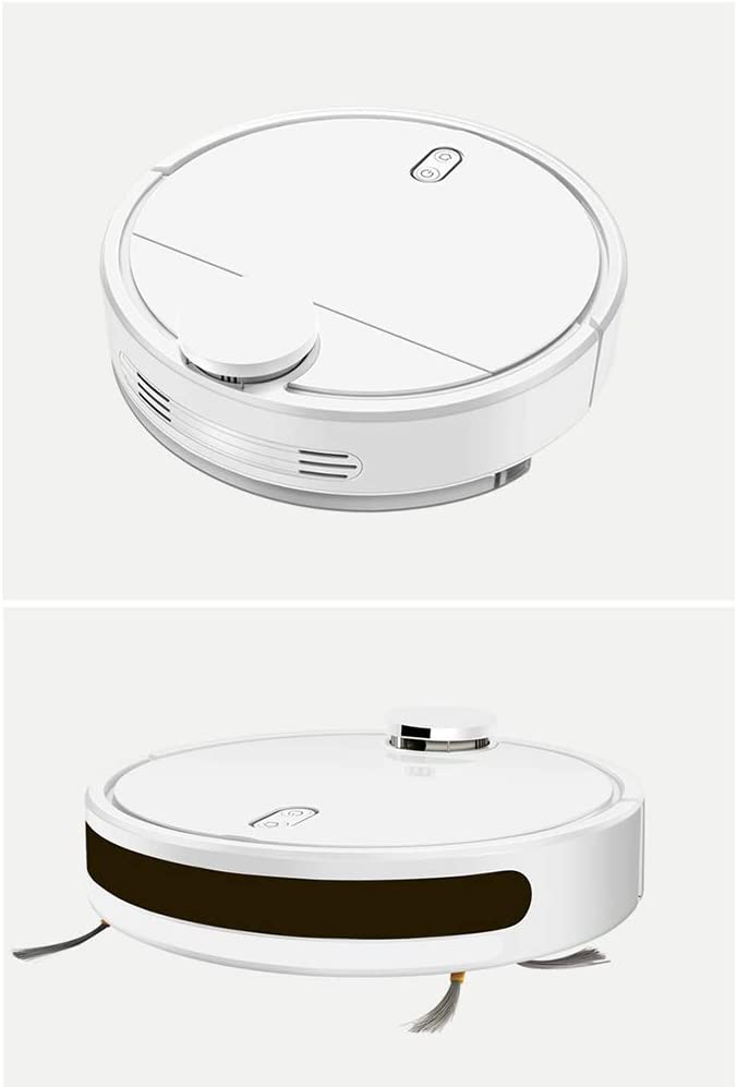 STAY TRULY Robot vacuum cleaner, laser