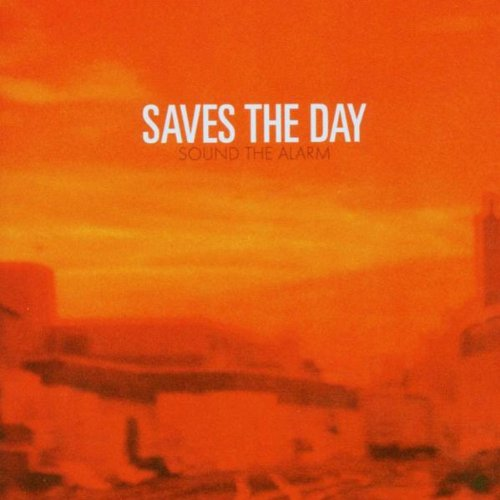 Vinilo : SAVES THE DAY - SOUND THE ALARM (REIS)