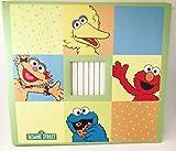 ": Sesame Street 12"" X 12"" Scrapbook Album"