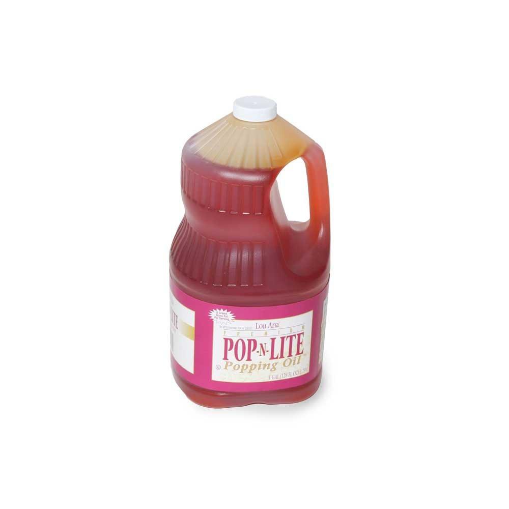 4 each: Pop-N-Lite Popcorn Oil (2752)
