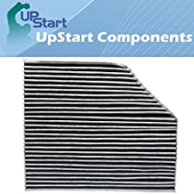 Cabin Air Filter 8K0819439B with Activated Carbon Replacement for Audi, Porsche - Compatible with 2012 Audi A4, 2013 Audi A4, 2008 Audi A4, 2009 Audi A4, 2014 Audi A4, 2015 Audi A4, 2010 Audi A4