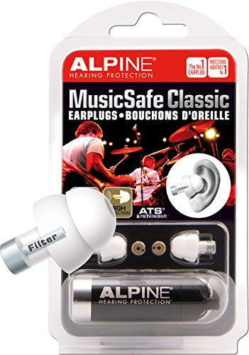 Alpine Hearing Protection MusicSafe