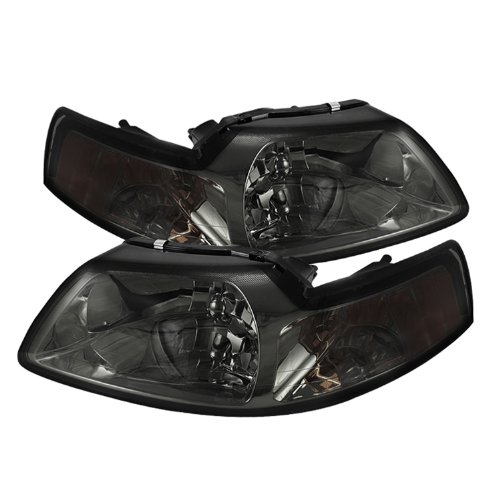 Spyder Auto HD-JH-FM99-AM-SM Crystal Headlight by Spyder Auto