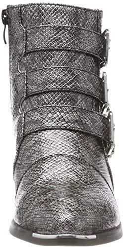 Pieces Gris Psdesi Para natural Botines Natural Dc Mujer Boot rIrYRdx