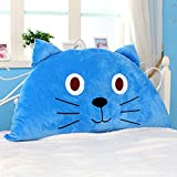 Cute Cat Pillow Cushion Cute Cartoon Decorative Soft Bed Pillow Nap Pillow