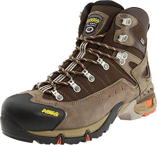 Asolo Men's Flame GTX Trail Shoes,Cortex/Dark Brown,10 M US ()
