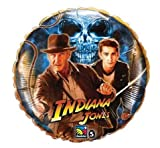 Indiana Jones Foil Balloon - 18 inches