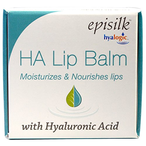 Hyalogic Episilk, HA Lip Balm with Hyaluronic Acid, 0.5 Ounce