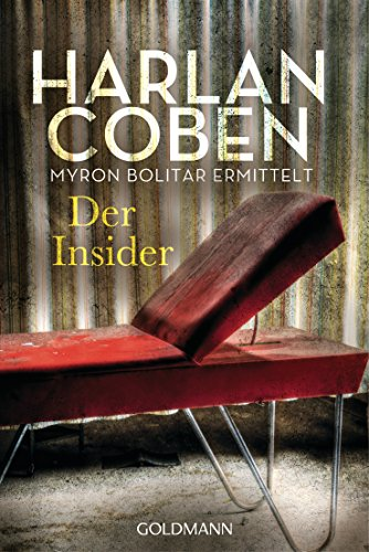 Download PDF Der Insider - Myron Bolitar ermittelt - Thriller