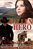 Fallen Hero including bonus short story The Search (Finding Love ~ The Outsider Series Book 2)