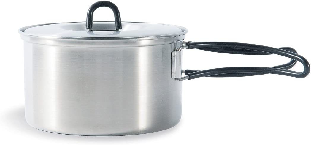 Tatonka Cookset Regular - Batería de Cocina para Camping