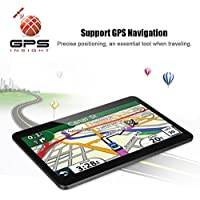 "Beautyrain 3G Lte Tablet 9 7"" MTK6592 Octa Core 4 + 64 GB Android 5 1 GPS IPS Bildschirm Dual Kamera Telefon UK Stecker"