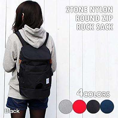 0c36f9cee9 Amazon.co.jp: [レッド]ヘザー ナイロン リュック レディース マウンテンパック リュックサック リュック マウンテンパッ: シューズ& バッグ