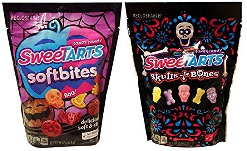 Sweetarts Halloween Bites Skulls Bones