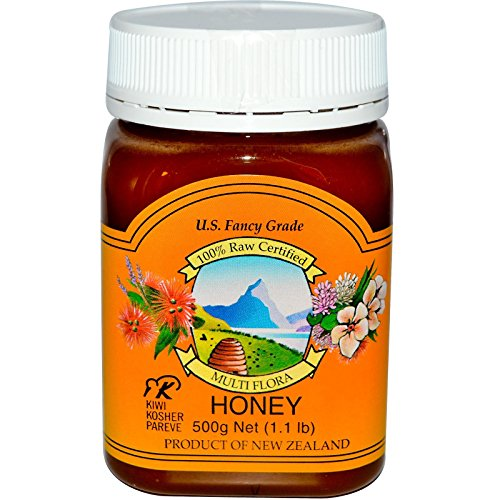Multiflora Honey (Pacific Resources Multi Flora Honey, 500g, 1.1)