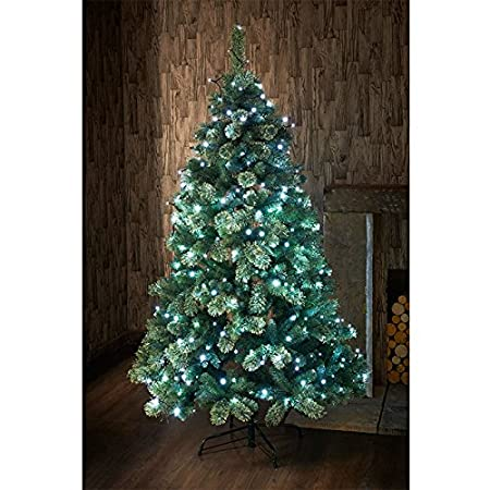 New Iridescent Vancouver Christmas Tree 6ft