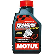 Motul 105895 Transoil Expert Gearbox Oil - 10W40-1L.