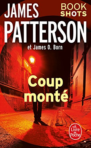 Amazon Com Coup Monte Bookshots Thrillers French