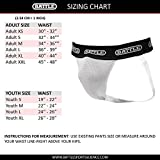 NuttyBuddy Protective Cup and Jock Combo - Trophy Cup/Medium Jock (34-36)