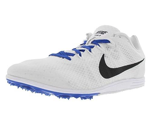 save off 9224a 81e05 Nike Zoom Rival D 9, Zapatillas de Deporte Unisex Adulto, Blanco Negro