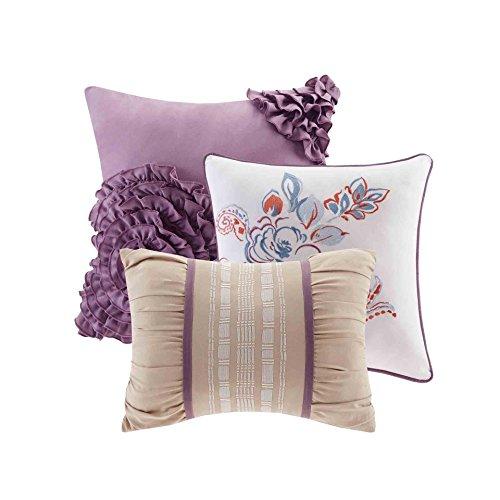 Queen Cotton Comforter Set - 9