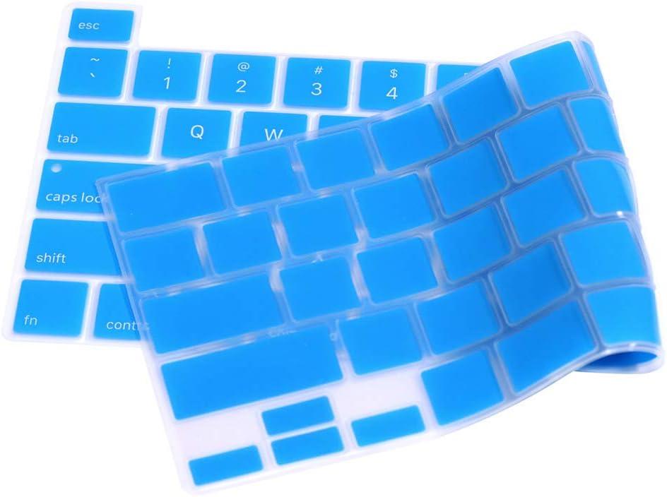 HAPPON Protection Clavier Compatible avec pour MacBook Pro 16 Clavier Coque de Protection//Couverture Premium Qualit/é Ultra Slim Prot/ège Clavier Tansparent
