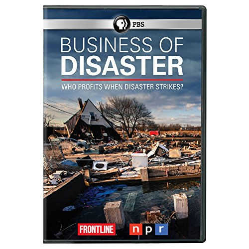 FRONTLINE: Business Of Disaster Season 34 DVD by Pbs